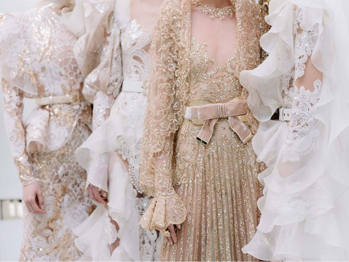ELIE SAAB Haute Couture Spring Summer 2020 Show